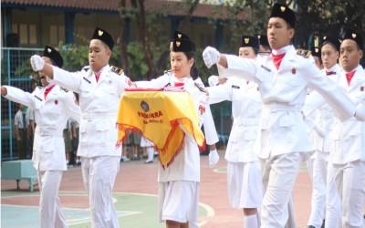 Paskibra - upacara Bendera